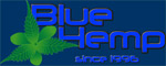Logo BlueHemp Switzerland
