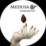 Logo Medusa Cannabis Co.