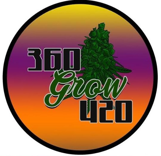 Logo 360grow420 Genetics