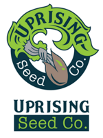 Logo Uprising Seed Co