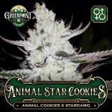 Greenpoint Seeds Animal Star Cookies