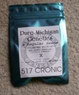 Pure Michigan Genetics 517 Cronic