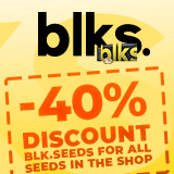 40% OFF BLK SEEDS