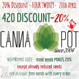cannabisseeds discount 420 April 2019